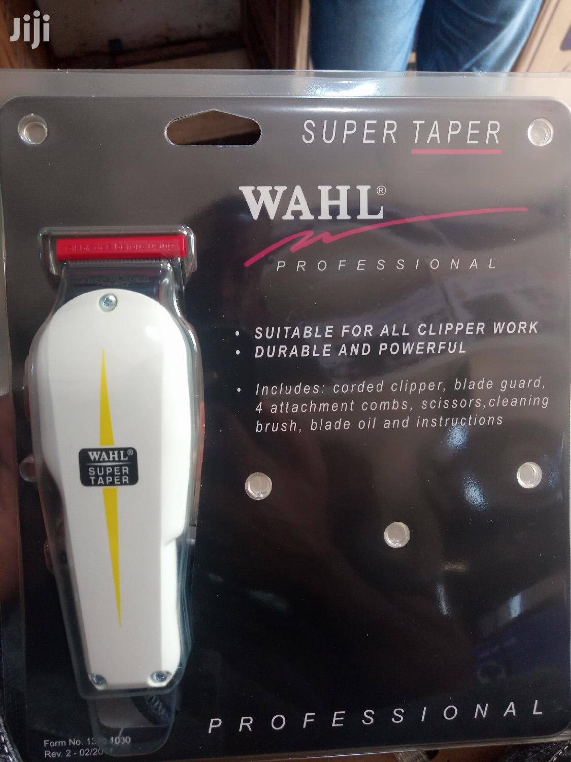 Wahl Hair Trimmer   Tools & Accessories for sale in Kampala, Central Region, Uganda