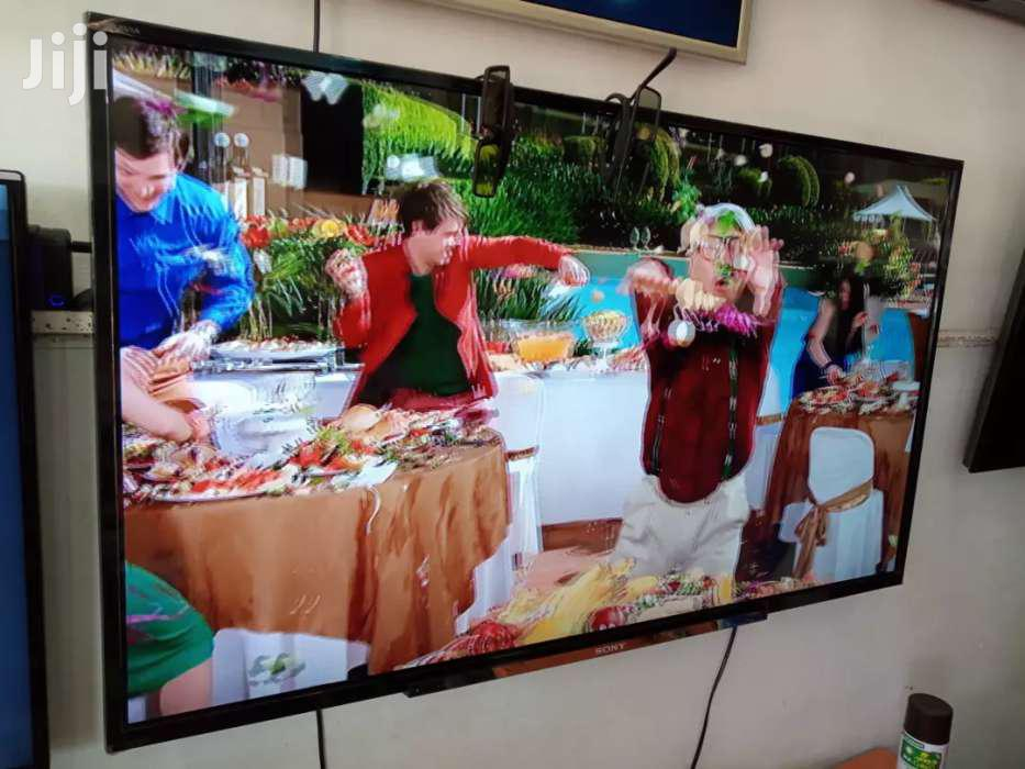Archive: 50inches Sony Smart 3D Flat Screen