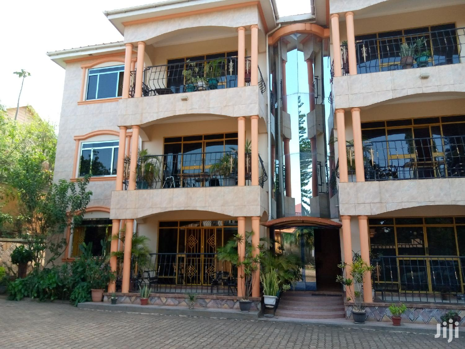 Fully Furnished Two Bedroom Apartment In Muyenga For Rent