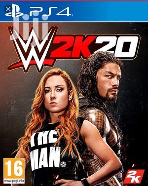 Wrestling Wwe 2k20 | Video Games for sale in Central Region, Kampala
