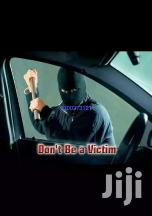 Don't Be A Victim. Car Security Alarm