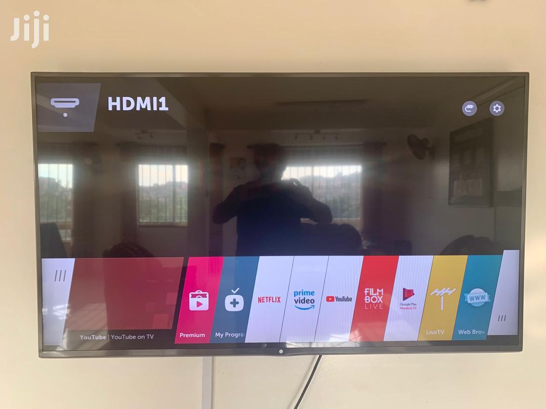 Archive: 49inch LG Smart Tv