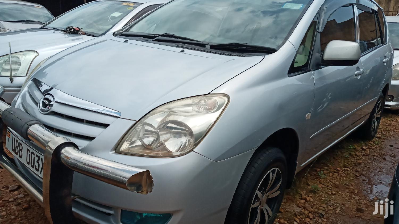 Toyota Spacio 2003 Silver
