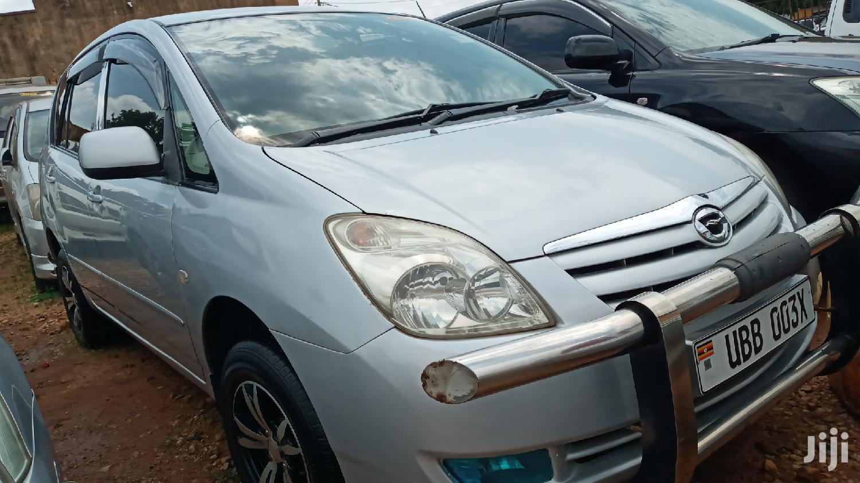 Toyota Spacio 2003 Silver   Cars for sale in Kampala, Central Region, Uganda