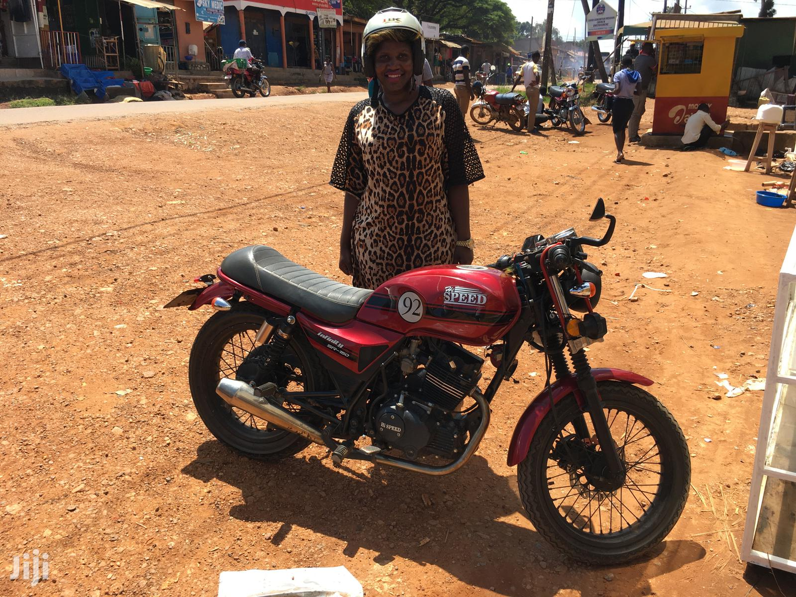 Motorcycle 2019 Red | Motorcycles & Scooters for sale in Kampala, Central Region, Uganda