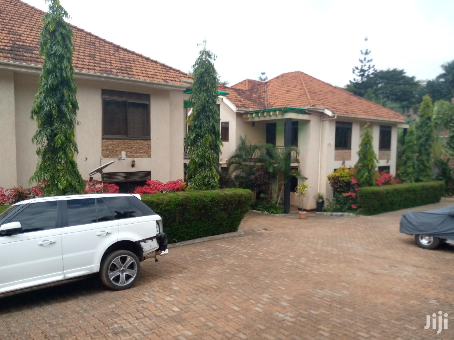 Archive: Three Bedrooms Maisonettes To Let At Naguru