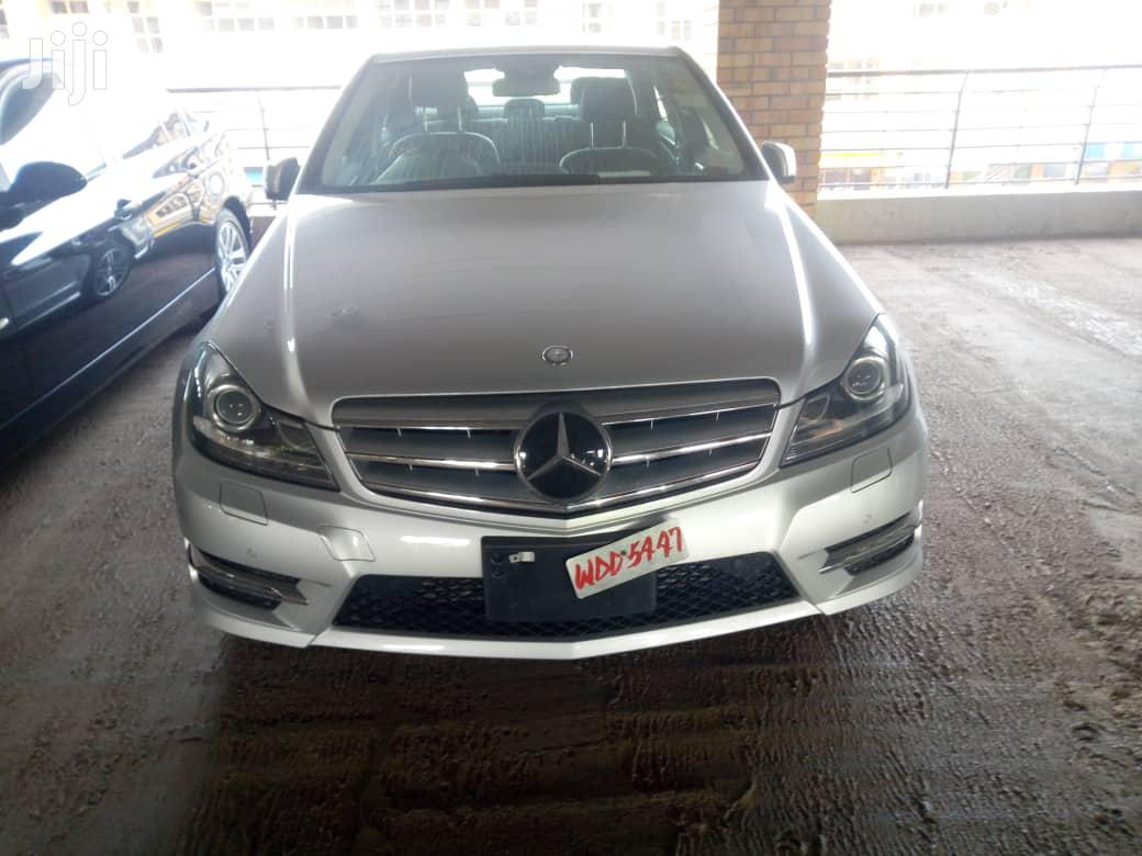 Mercedes-Benz C200 2013 Silver | Cars for sale in Kampala, Central Region, Uganda