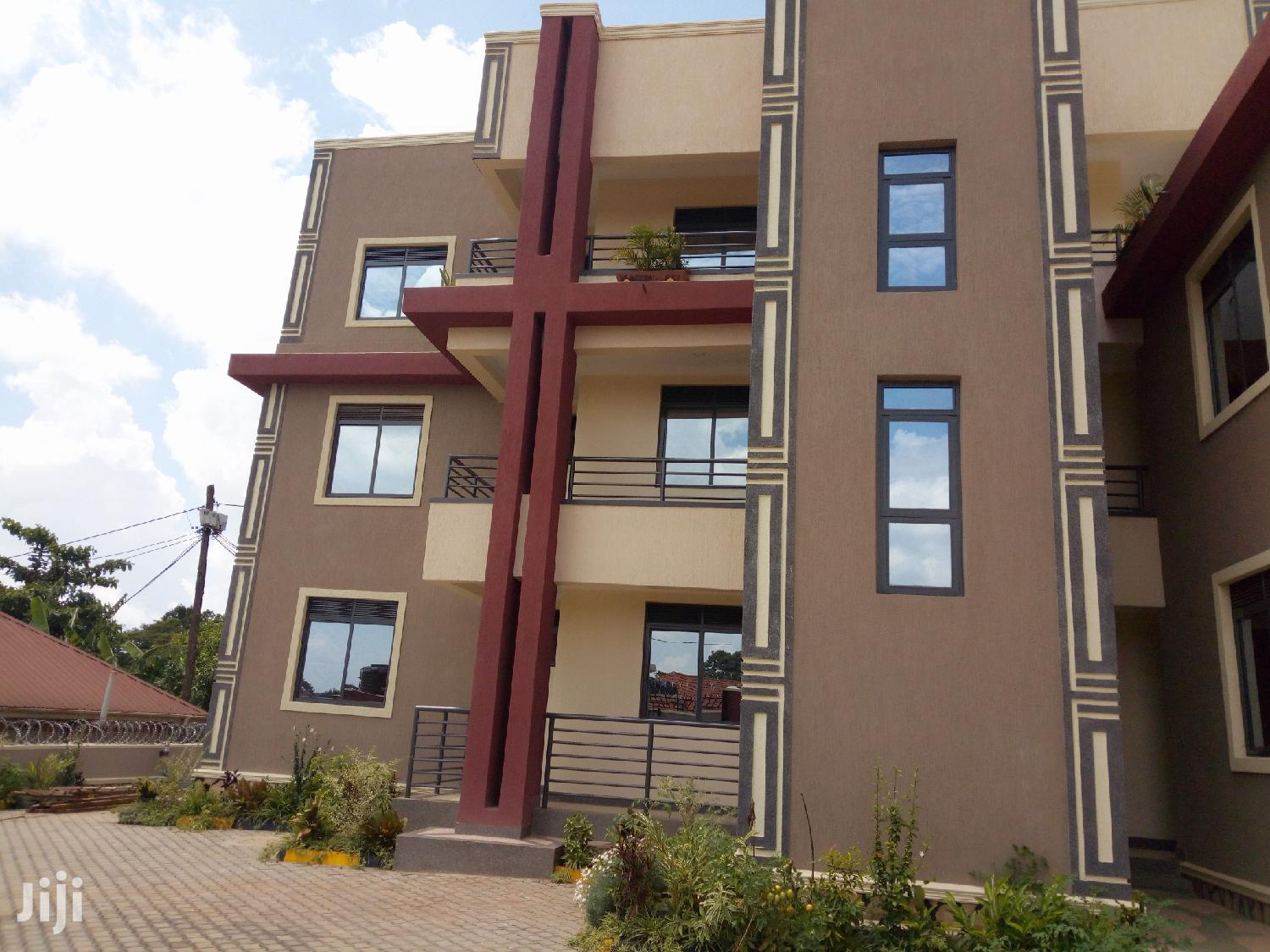 Kyanja Two Bedroom Apartment House For Rent In Kyanja