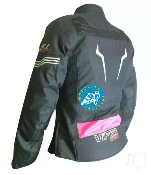Viper Ladies Slimfit Waterproof Armoured Textile Jackets In All Sizes