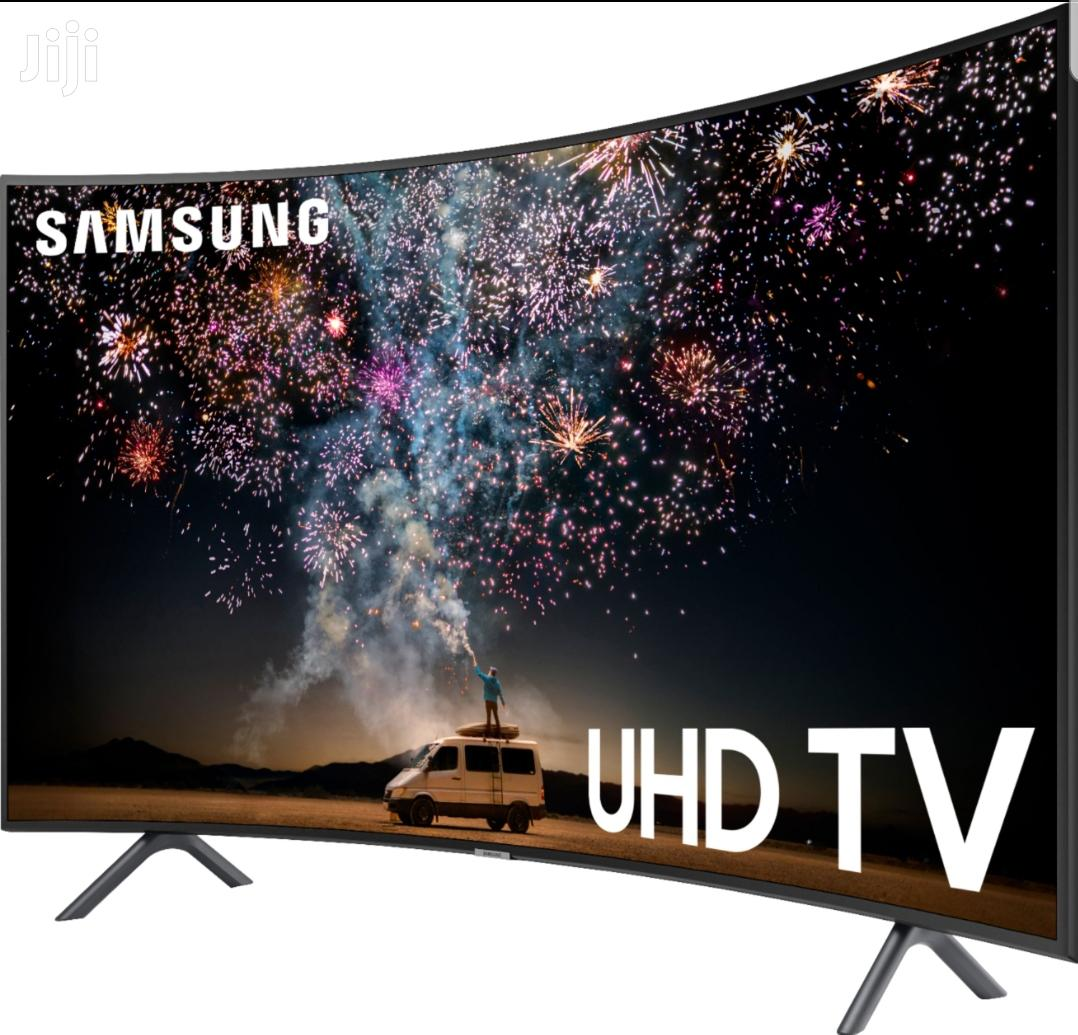 Brand New Samsung 55inches Smart Curved 4k Uhd