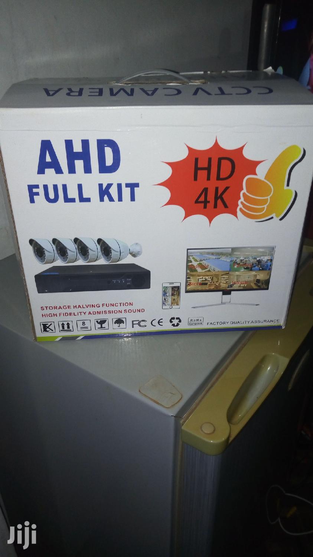 CCTV Camera Kit