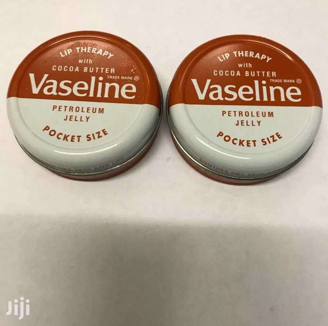 Vaseline Lip Therapy Balm Petroleum Jelly