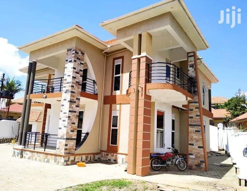 Archive: Five Bedroom Mansion In Najjera For Sale