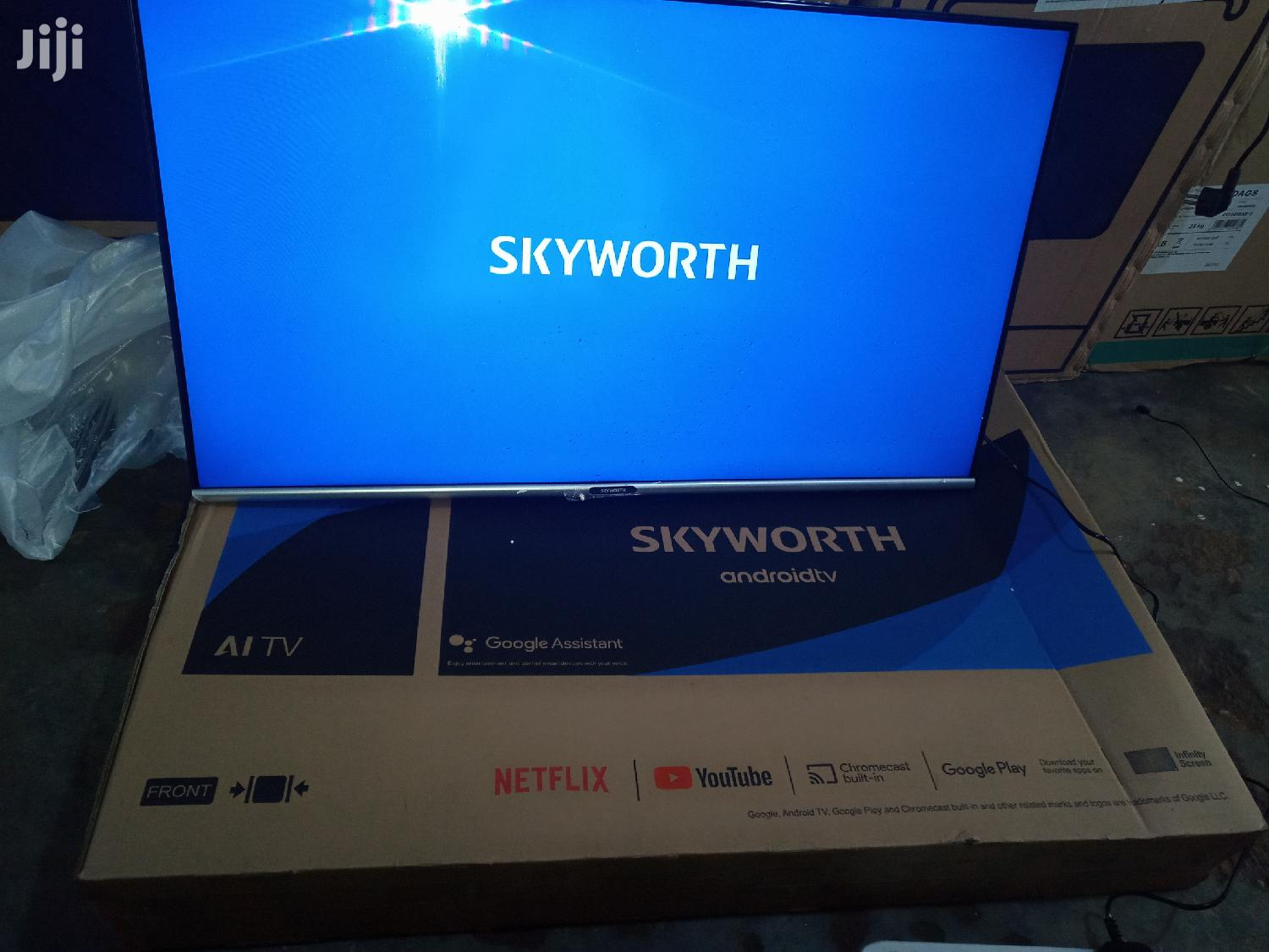 Skyworth Android TV 43 Inches | TV & DVD Equipment for sale in Kampala, Central Region, Uganda