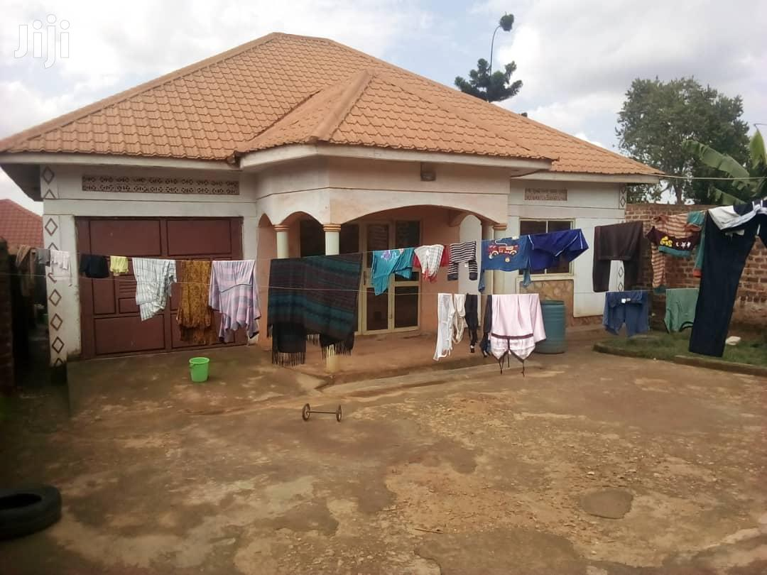 Three Bedroom House In Bulenga For Sale