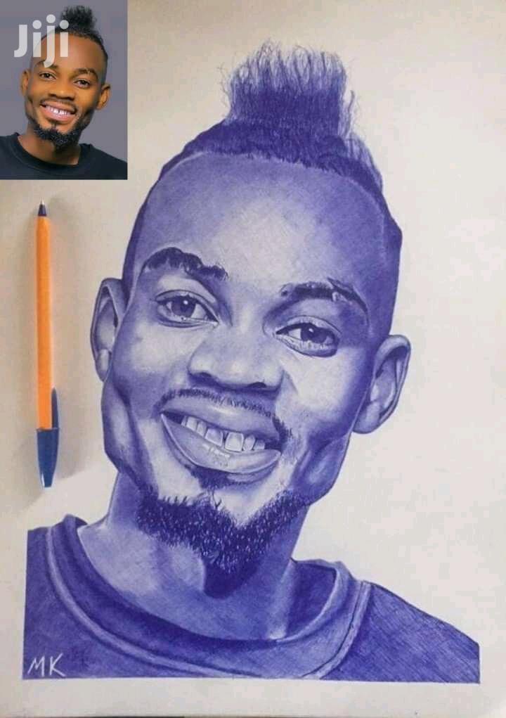 Pen And Pencil Art Portraits | Arts & Crafts for sale in Kampala, Central Region, Uganda