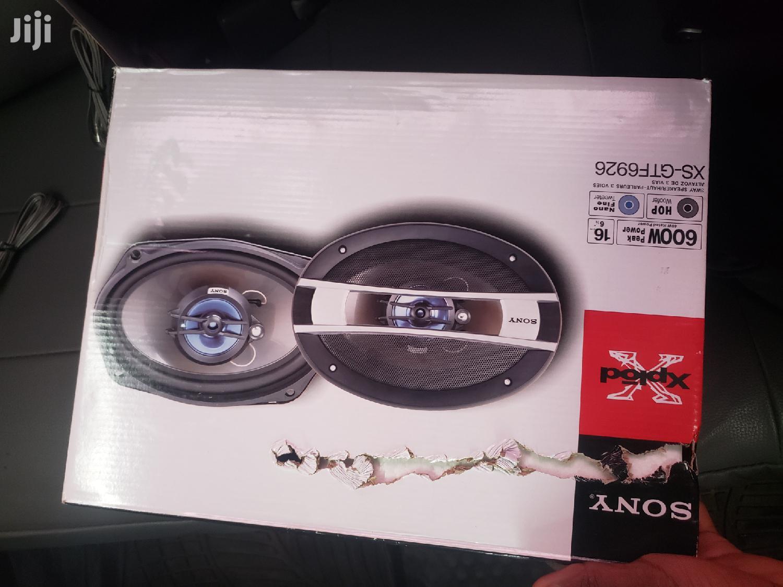 Car Speakers SONY