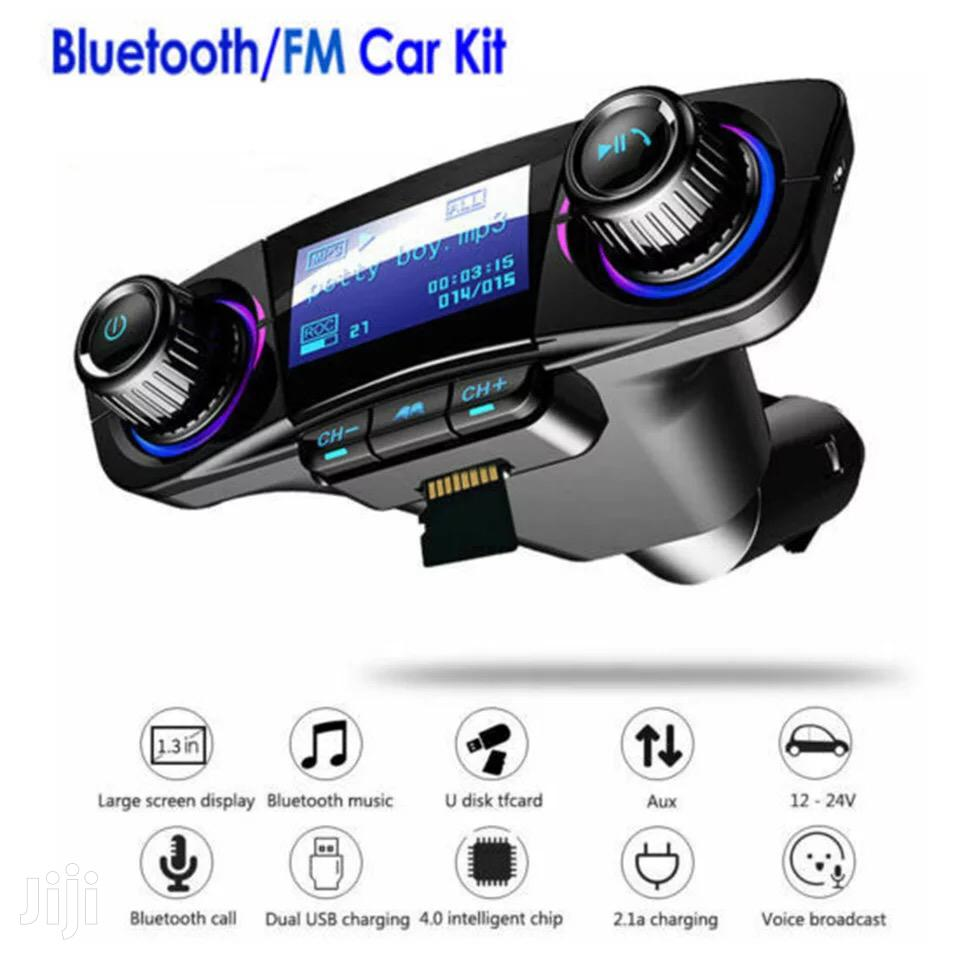 Bluetooth 4.0 Car MP3 Player FM Kit Transmitter