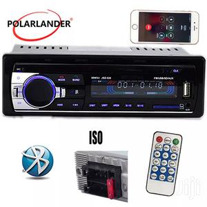 New 12V Car Radio Player MP3 Stereo FM Built In Bluetooth   Vehicle Parts & Accessories for sale in Central Region, Kampala