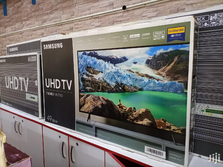 Samsung Smart Uhd Digital Flat Screen TV 49 Inches