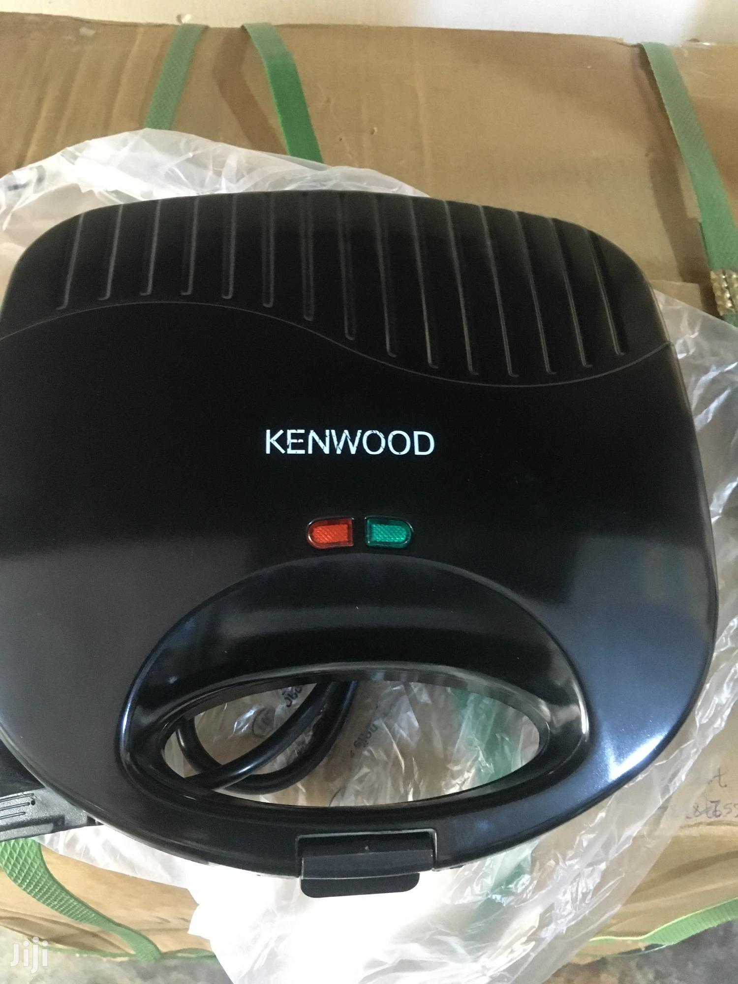 Kenwood Grill Sandwich Maker | Kitchen Appliances for sale in Kampala, Central Region, Uganda