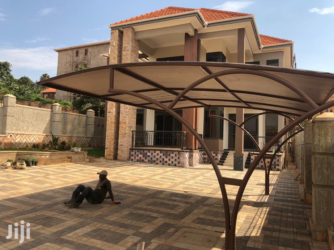 Six Bedroom Mansion In Kyanja For Sale