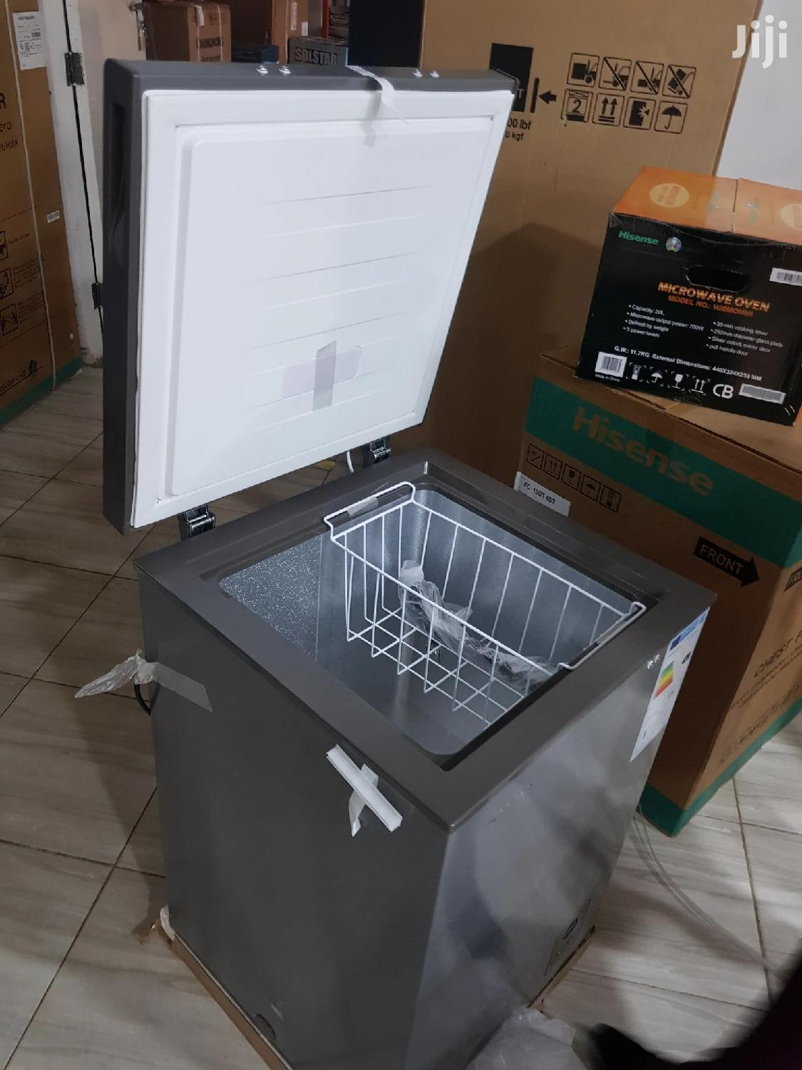 Archive: Hisense 130L Chest Freezer