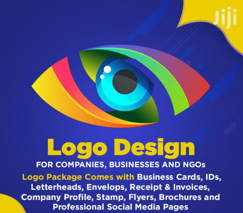 Full Logo Package   Computer & IT Services for sale in Kampala, Central Region, Uganda