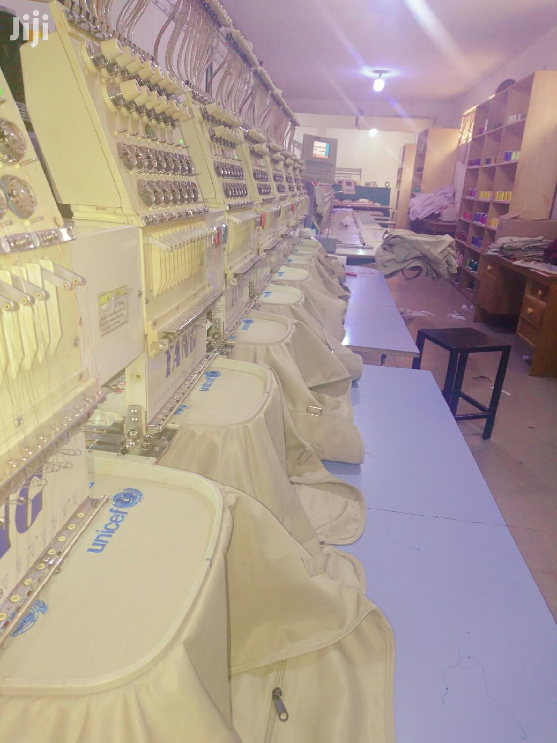Am An Embroidery Machine Opperator   Manufacturing CVs for sale in Kampala, Central Region, Uganda