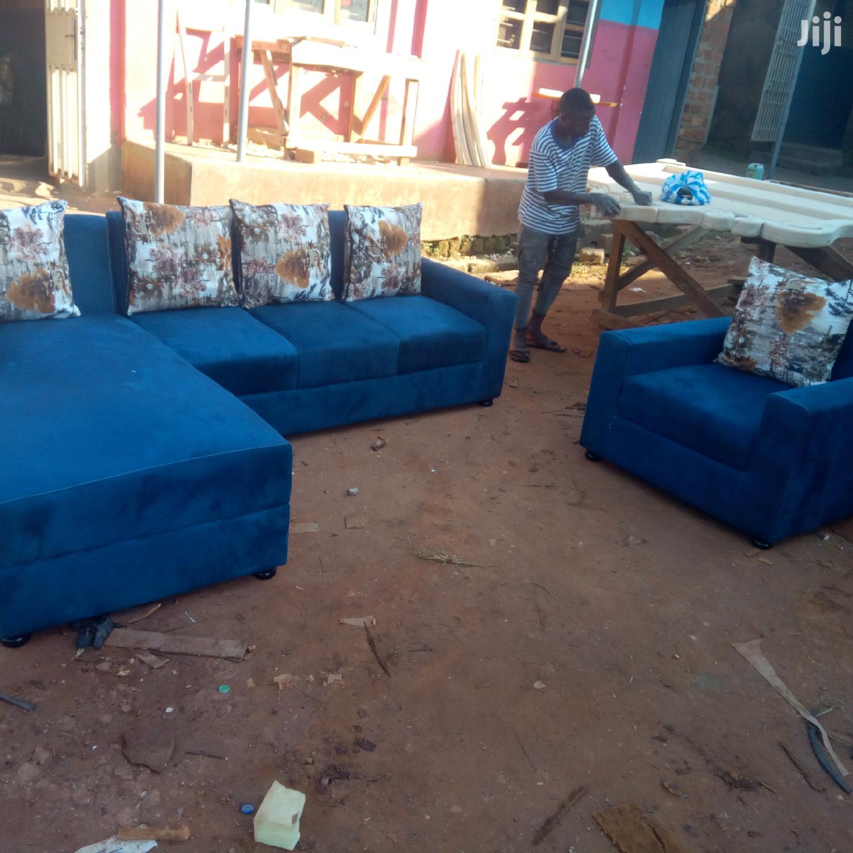 Archive: Blue Sofas