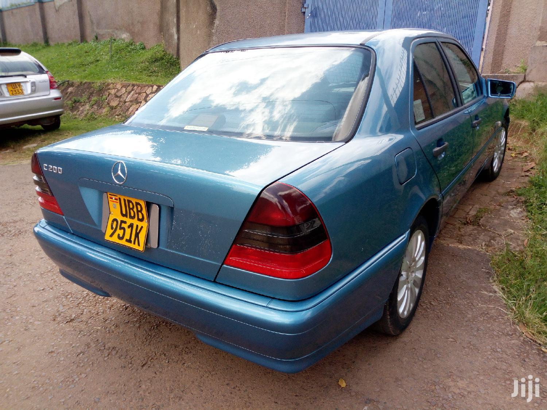Mercedes-Benz C200 1998 Blue   Cars for sale in Kampala, Central Region, Uganda