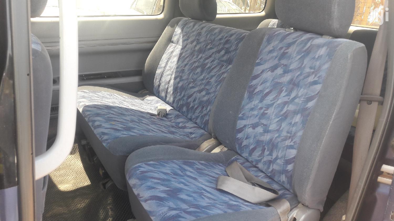 Archive: Toyota Noah 2001 Blue
