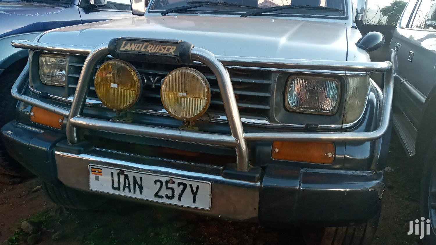 Toyota Land Cruiser 1993 Gray | Cars for sale in Kampala, Central Region, Uganda