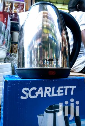 Scarlett Electric Parcolater
