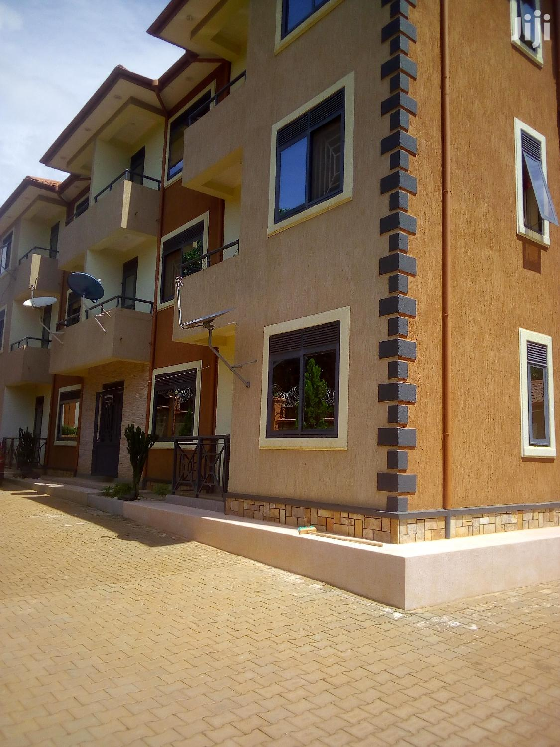 Two Bedroom Apartment In Bukoto For Rent