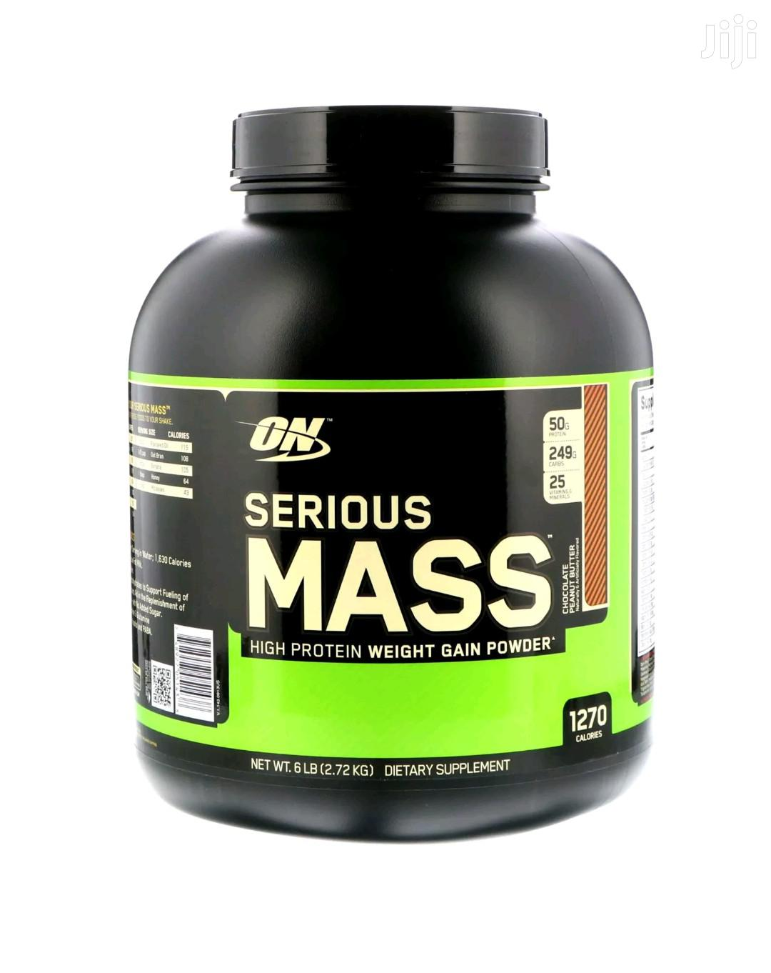 Serious Mass | Vitamins & Supplements for sale in Kampala, Central Region, Uganda