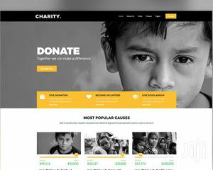 Charity Website Development and Hosting   Computer & IT Services for sale in Central Region, Kampala