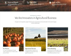 Agribusiness Websites