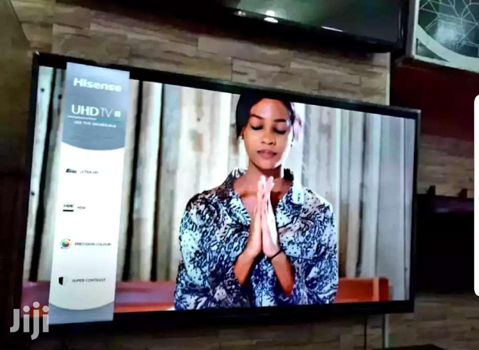 Archive: 50inches Hisense Smart UHD 4k TV