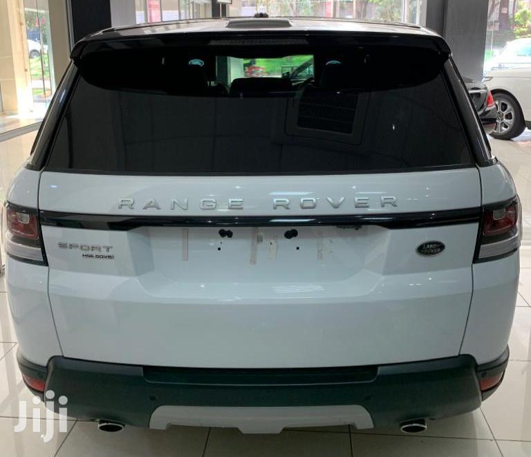 New Land Rover Range Rover Sport 2016 White | Cars for sale in Kampala, Central Region, Uganda