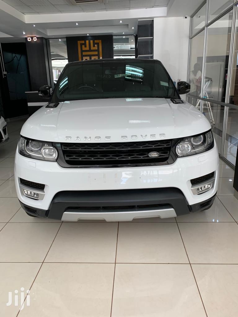New Land Rover Range Rover Sport 2016 White