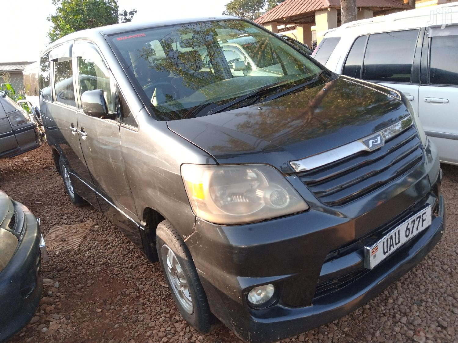 Toyota Noah 2003 Black | Cars for sale in Kampala, Central Region, Uganda