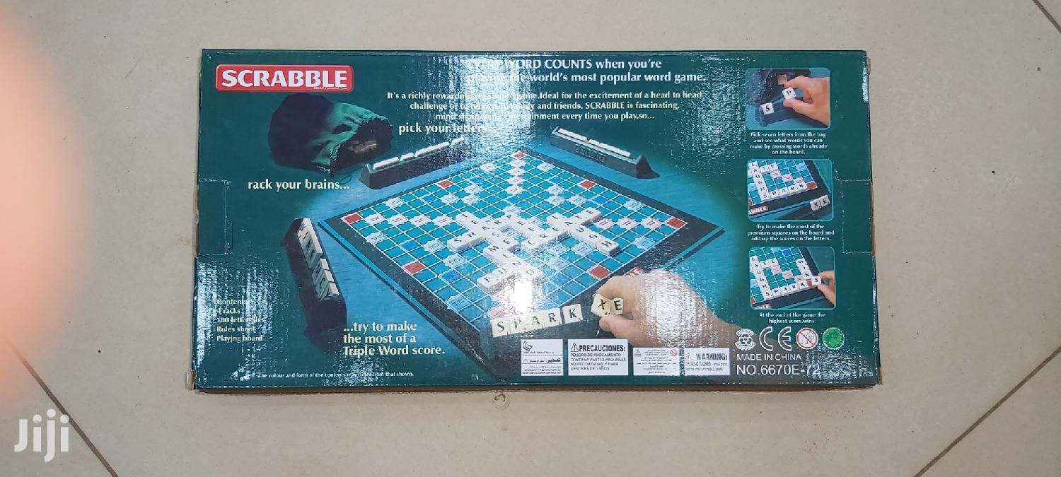 Archive: Scrabble Game