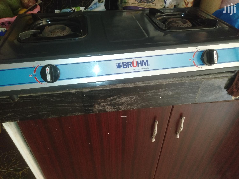 Archive: Bruhm Two Gas Burner