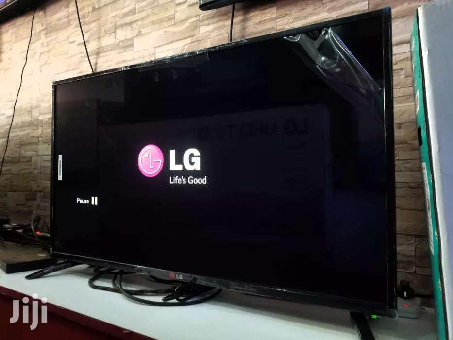 New LG Flat Screen TV 43 Inches