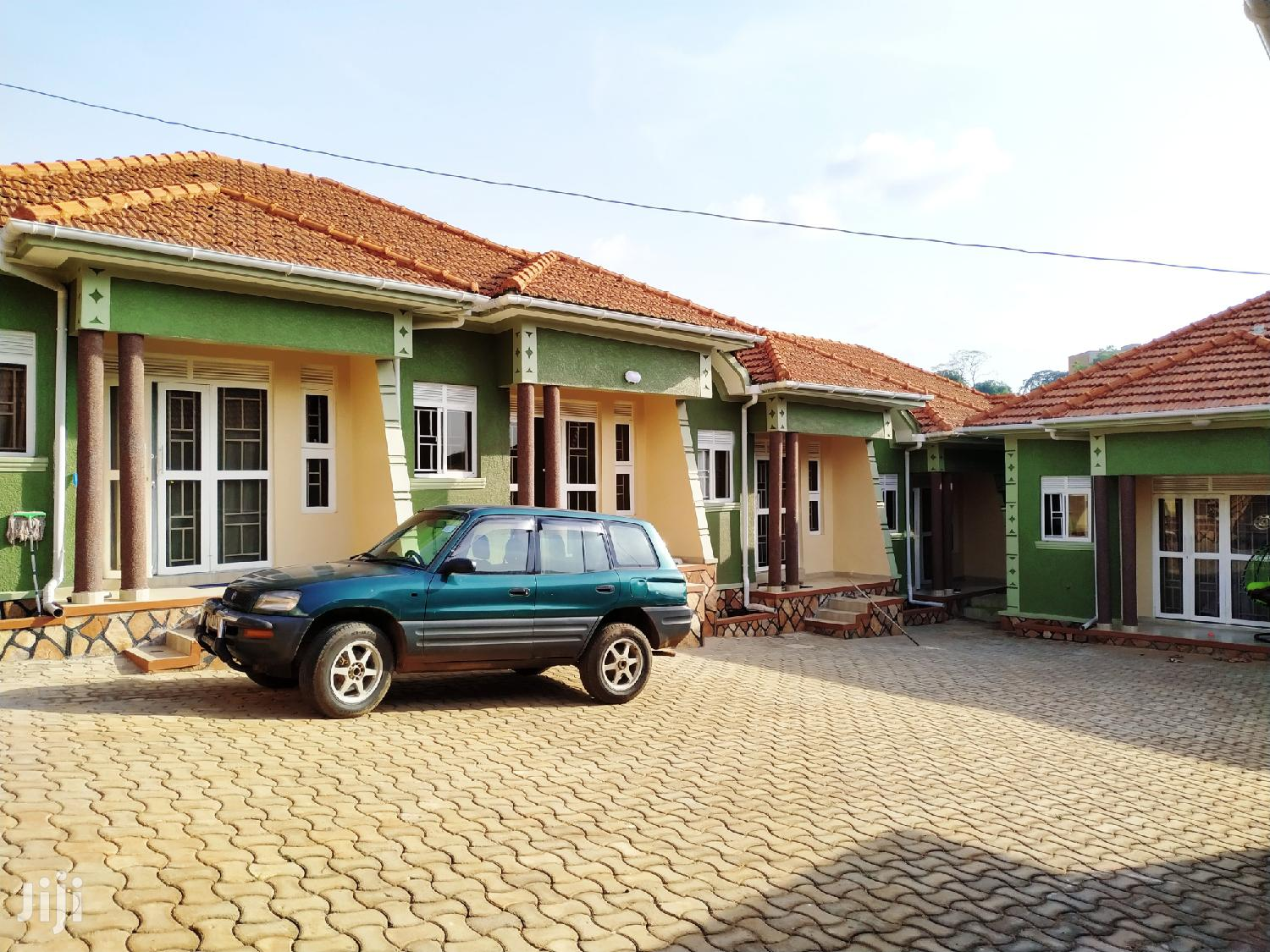 8 Double Rental Units In Kyanja For Sale