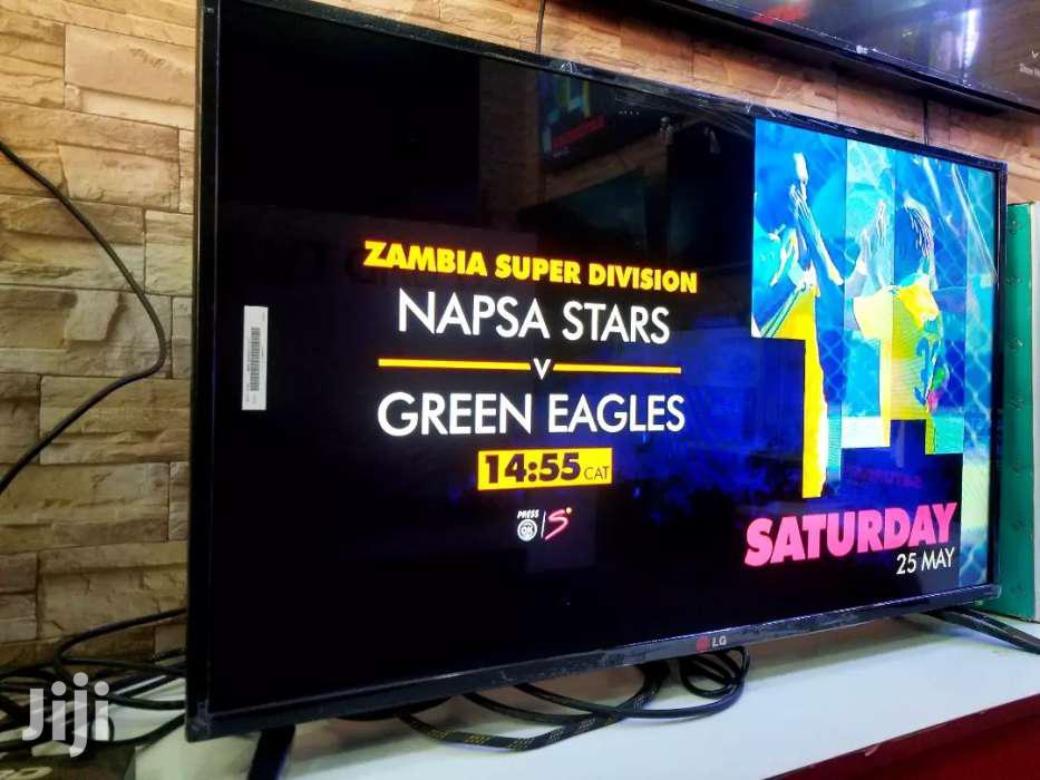 New LG Flat Screen TV 43 Inches | TV & DVD Equipment for sale in Kampala, Central Region, Uganda