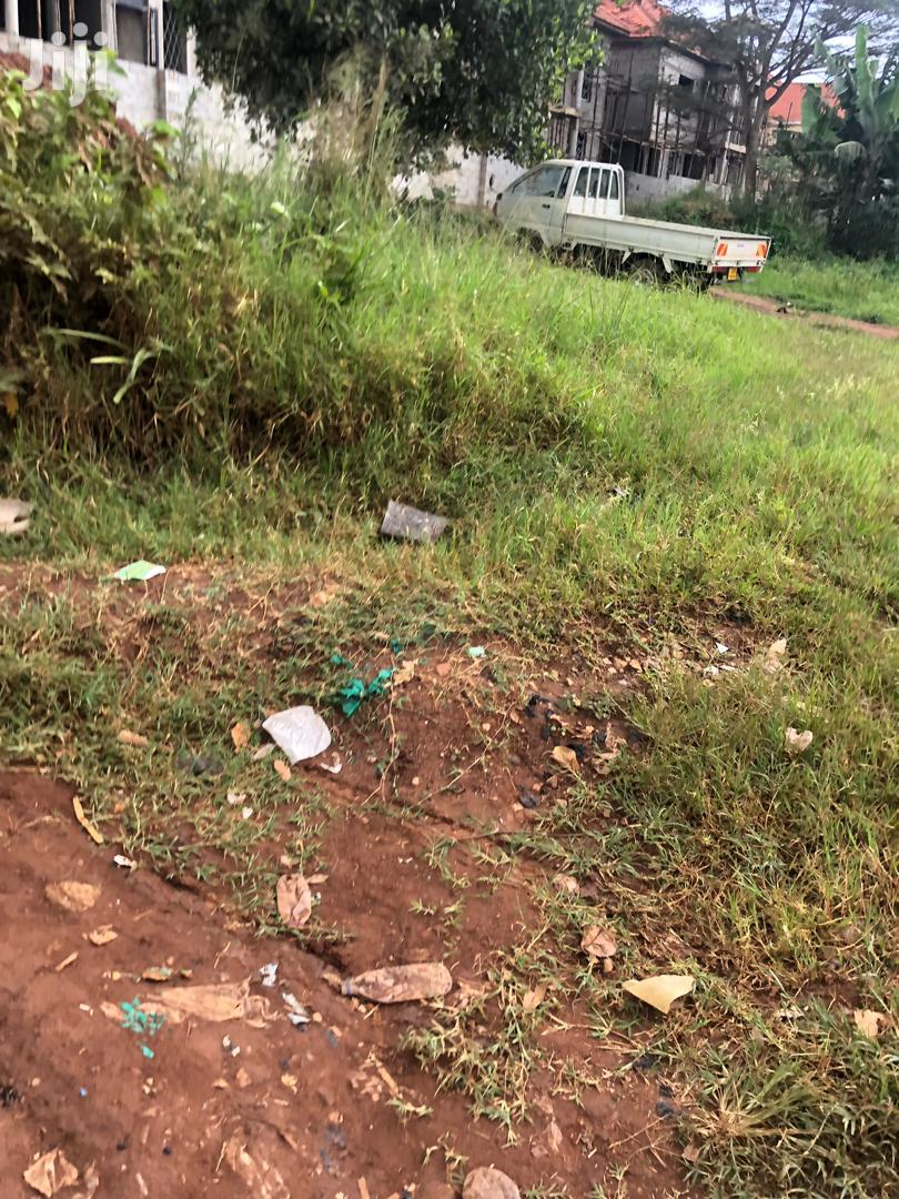 Plot on Gaba Road Munyonyo for Sale With Ready Land Title