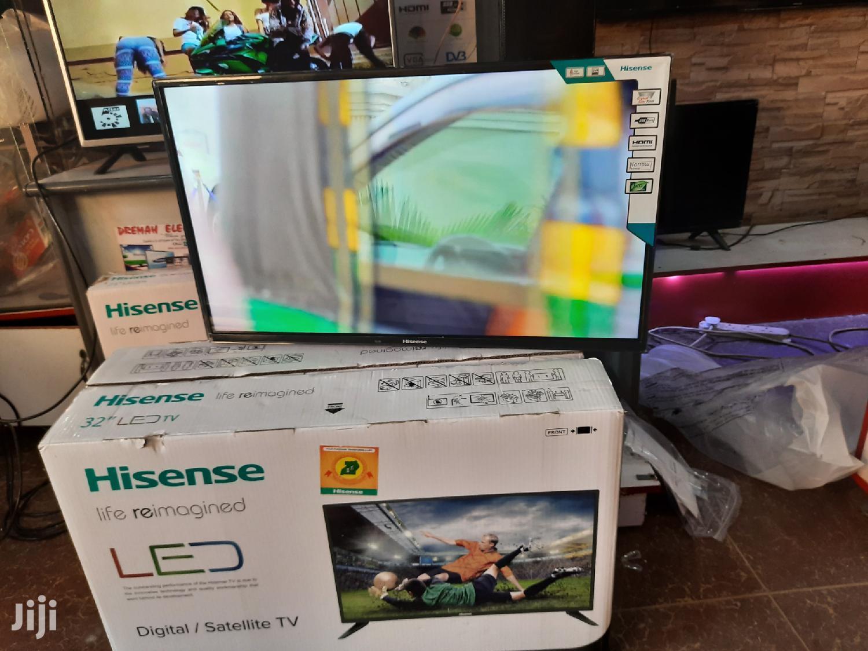 Hisense 32inches HD Digital Satellite Flat Screen TV