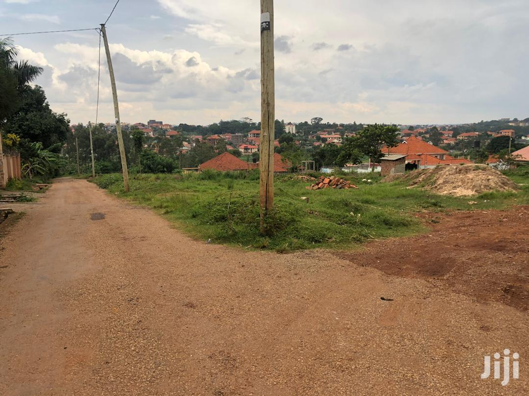 Archive: Kings Road Munyonyo Plot for Sale With Ready Land Title